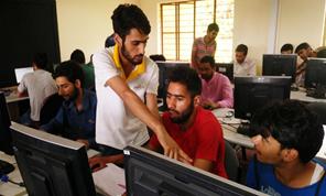 computer training in Jammu center