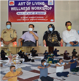Wellness Programs for Doctors and Asha Workers